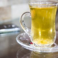 Afghan Hot Tea (pot)