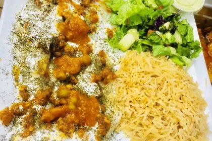 Vegetarian Aushak