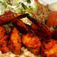 Shrimp & Chicken